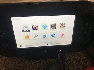 32 GB Wii U Console and Games
