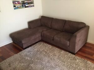 Couch 3 seater with chaise