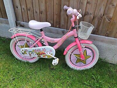 L.O.L. Surprise! 599875 16 In. Girls Bike - Pink