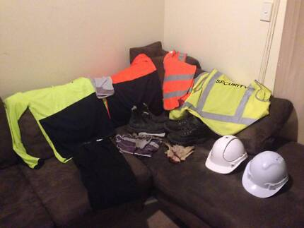 LABOURER GEARS, BOOTS, GLOVES EVERYTHING WITH HIGH QUALITY  =) Pyrmont Inner Sydney Preview