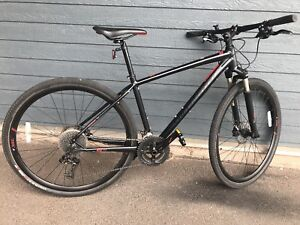 Specialized crosstrail pro disc size medium