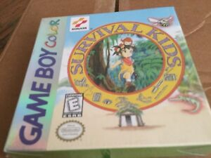 Boxed Game Boy Color games