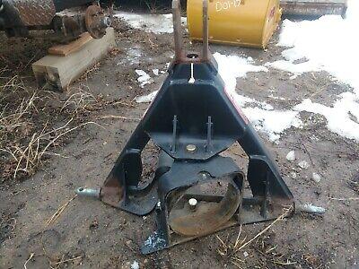 John Deere 52 Inch 60hd 60 Heavy Duty Broom Sweeper Hitch Frame Mount
