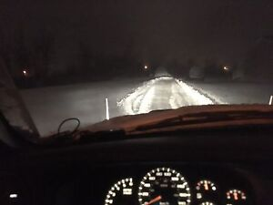 Snow plowing NewWaterford area
