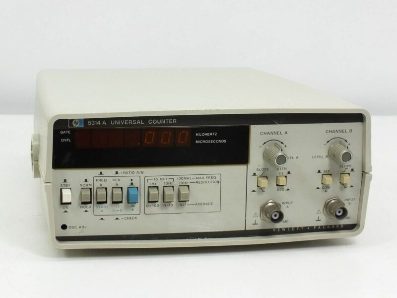 HP 5314A Universal Counter