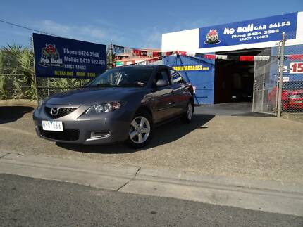 2009 Mazda 3 Sport Sedan LOW KLM'S... Lalor Whittlesea Area Preview