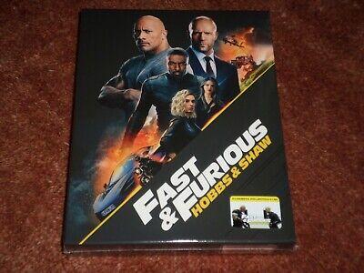 Fast & Furious: Hobbs & Shaw - Filmarena exclusive - 3D Full Slip Steelbook OVP