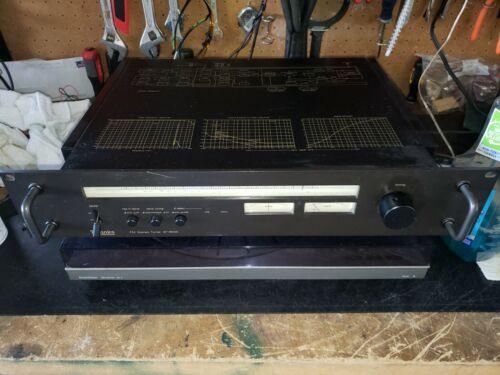 TECHNICS ST-9030 FM Stereo TUNER - Vintage Rack Mount - Professional Flat Series