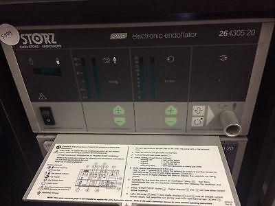 Karl Storz Scb Electrnic Endoflator 264305 20