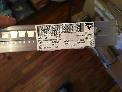 D2to020cr1000fte3 Vishay Sfernice Thick Film Resistors - Lot Of 10 Pcs