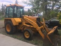 EX COUNTY. LOADER JOHNDEER Calgary Alberta Preview