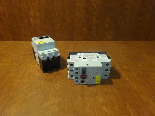 AEG 0,63-1A manual motor starter
