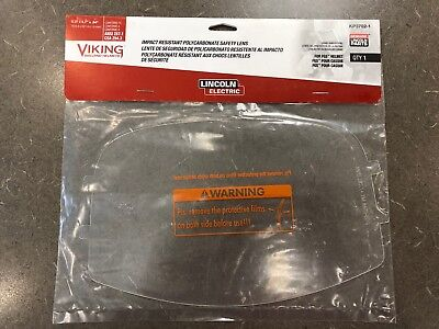 Genuine Lincoln Kp3702-1 Welding Lens K3540-3 3250d Fgs Viking Adf Clear