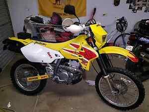 Drz 400e suzuki Coomera Gold Coast North Preview