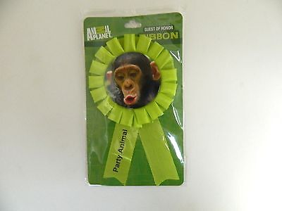 Animal Planet Guest of Honor Ribbon  -- - Animal Planet Party Supplies