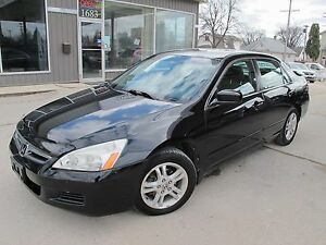 2007 Honda Accord XLE SUNROOF  NAV FULLY LOADED 4 cyl $7495