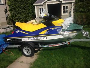 Sea doo 2006 gti 4tec 25 hours  nego