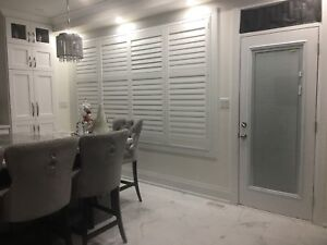 Insulate your house with Quality California Shutters
