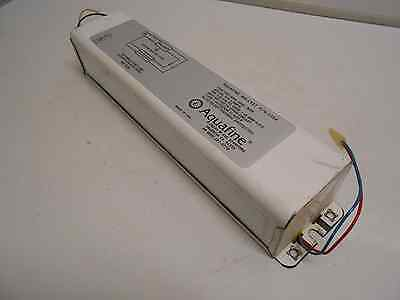 Aquafine Ballast Pn 3354 425ma Uv Lamps 1.45amp 120v 60hz