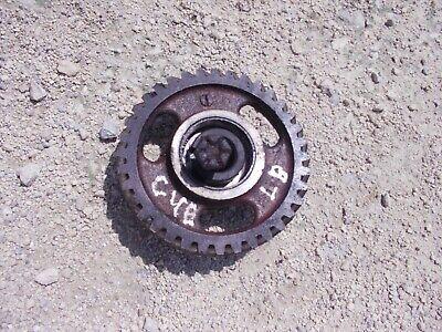Farmall Cub Low Boy Tractor Ih Engine Motor Timing Gear Idler W Ihc Bolt