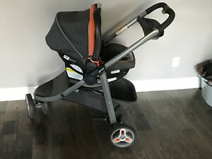 Graco Modes Click and Connect Stroller