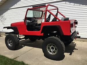 1990 MONSTER JEEP YJ