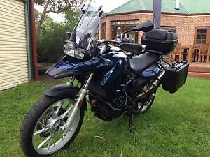 BMW F650GS (800) - 2010 excellent condition Acton Park Clarence Area Preview