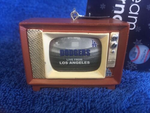 DODGER CHRISTMAS BLOWOUT SALE!! Television Christmas Ornament New