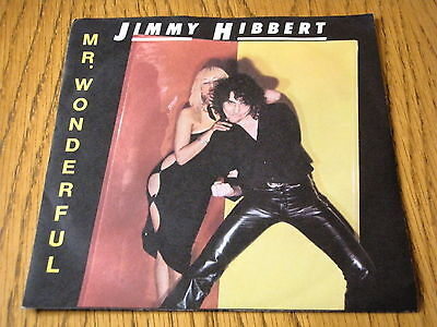 """JIMMY HIBBERT - MR WONDERFUL  7"""" VINYL PS"""