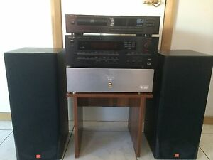 Rotel hifi system Avondale Heights Moonee Valley Preview