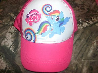 New Girl's My Little Pony Youth Baseball Cap/Hat w/Snapback OSFM US Seller!(B101 - My Little Pony Hat