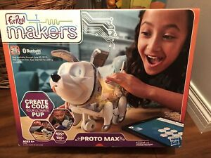 FurReal friends makers proto max, virtual pet interactive toy