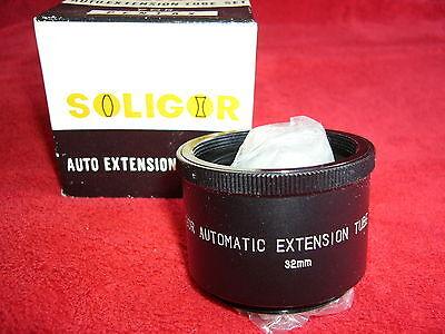 Soligor 32mm Automatic extension Tube - 42 mm Gewinde ---   T O P ---  Wie neu. (Wie O P)
