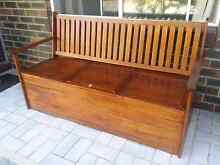 Wooden bench seat Bogangar Tweed Heads Area Preview