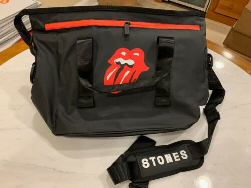 "NEW Rolling Stones ""No Filter"" Tour VIP Cooler Bag with Strap"