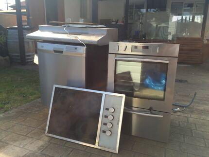 Kitchen appliances  Sans Souci Rockdale Area Preview