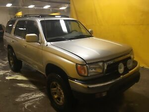 1998 Toyota 4Runner SR5 5 speed