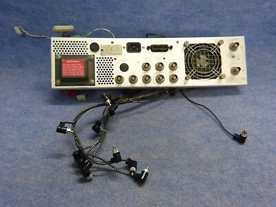 Hp 3325a Synthesizer Function Generator Back Panel