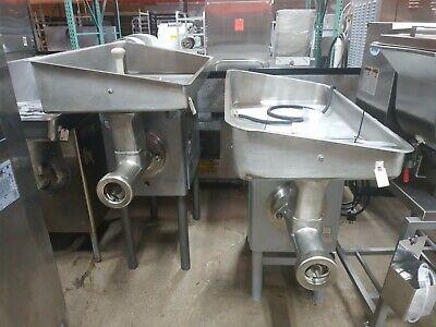 Hobart 4146 Commercial Stainless Steel 5hp - Meat Grinder - 3 Phase 200v