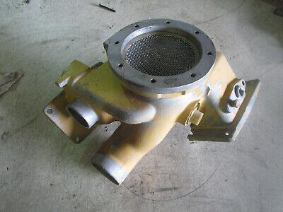 Caterpillar Cat Diesel Engine 3208 Intake Manifold 1w2314 Oem
