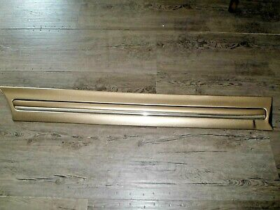 1997 1998 1999 Cadillac Deville Concours - Rear Right Door Moulding Panel Trim