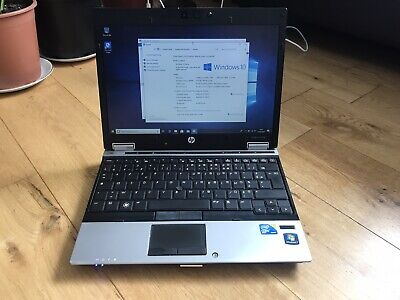 Dell EliteBook 2540p 12.1inch Intel i7 2.13Ghz 2GB Ram 80GB HDD Win 10
