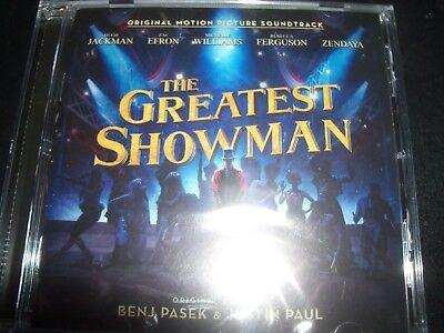 The Greatest Showman  Australia  Soundtrack  Hugh Jackman  Cd   New