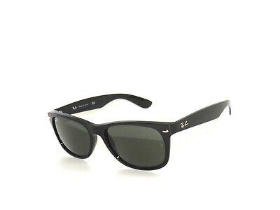 Ray Ban Sunglasses 2132 901 58 Black Green  Wayfarer (Mens Ray Ban Wayfarer Sale)