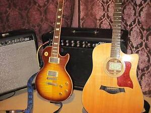 Guitar lessons for beginners Perth Perth City Area Preview