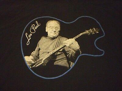 Les  Paul / iridium Jazz Club Shirt ( Used Size L ) Nice Condition!!!