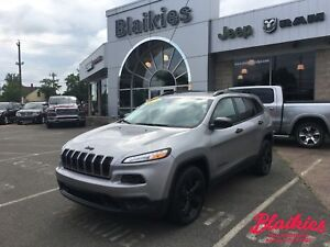 2016 Jeep Cherokee Altitude | 4X4 | HEATED SEATS | BACK UP CAM |