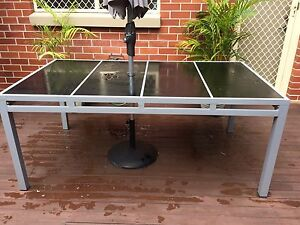 Outdoor setting (table only ) Caringbah Sutherland Area Preview