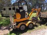 Excavator Mooroolbark Yarra Ranges Preview