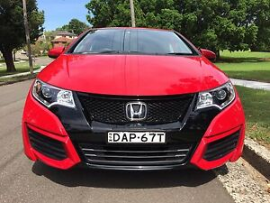 Honda Civic 2015 VTi-S Bexley North Rockdale Area Preview